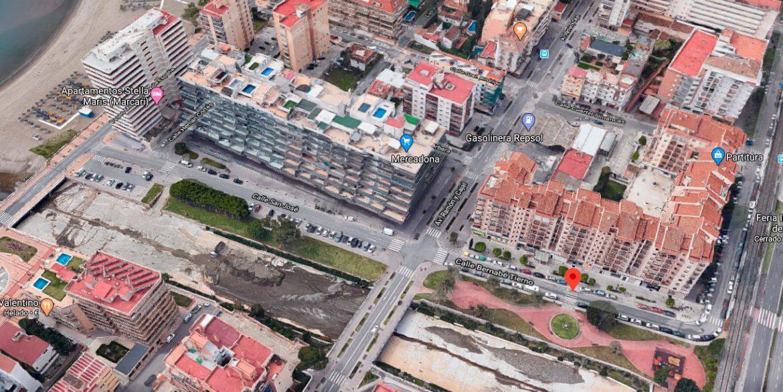 Calle-Bernabé-Tierno,-Lateral---Google-Maps-1