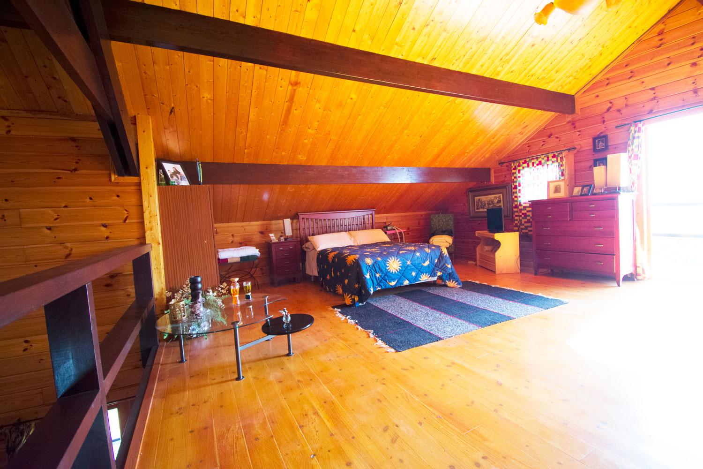 Se vende Casa de Madera y 360º de vistas en Casabermeja