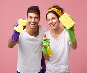 Limpieza de la propiedad